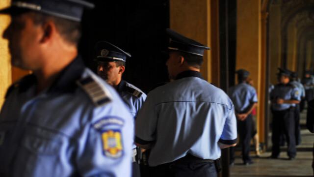 Tanar mort in sediul politiei din Capitala. Barbatul lua taxe de parcare ilegale in Bucuresti