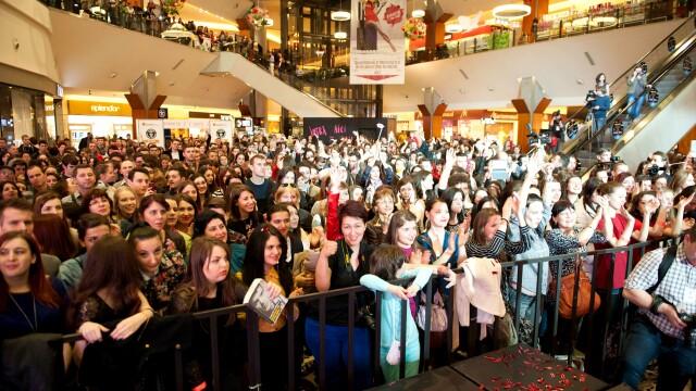 1.384 de femei i-au adus Clujului primul titlu GUINNESS WORLD RECORDS® - Imaginea 1
