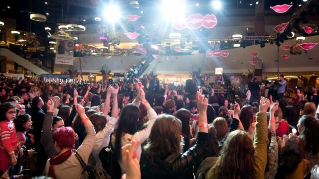 1.384 de femei i-au adus Clujului primul titlu GUINNESS WORLD RECORDS® - Imaginea 2