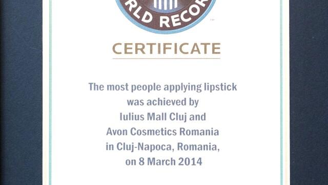 1.384 de femei i-au adus Clujului primul titlu GUINNESS WORLD RECORDS® - Imaginea 3