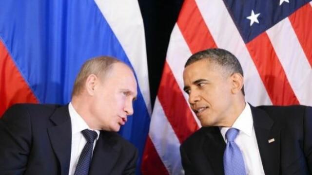 Putin il acuza pe Obama ca are o atitudine \