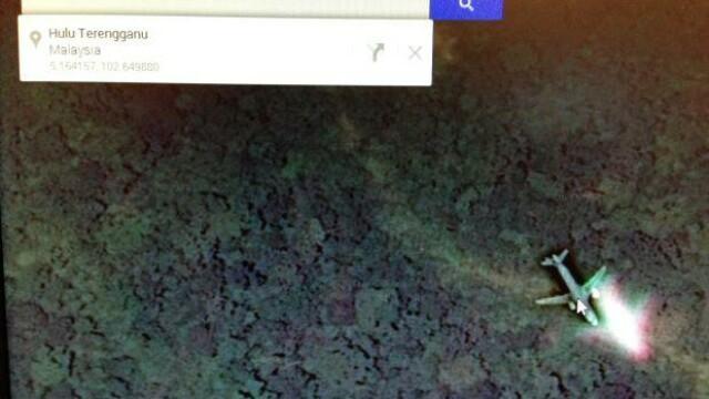 Google le-a cerut utilizatorilor din Malaezia sa nu mai foloseasca Google Maps pentru a cauta avionul disparut