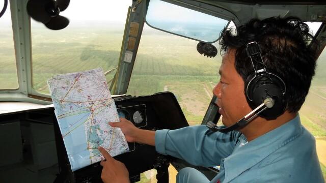 Cum a disparut un avion de 250 tone in epoca GPS si Google Maps. Tehnologia e buna doar pe uscat - Imaginea 5