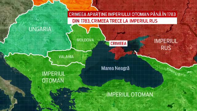 Crimeea, istoria unui simbol in memoria Rusiei. Disparitia de peste noapte a tatarilor, colonistii si semnatura lui Hrusciov - Imaginea 1