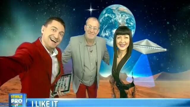 Selfie pe Marte cu George Buhnici, Neti Sandu si Busu