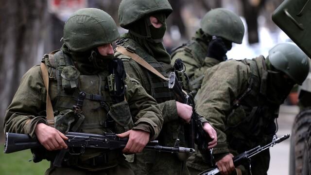 Criza in Ucraina. NATO sustine ca Rusia si-a suplimentat prezenta militara la frontiera cu Ucraina