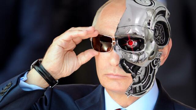Monitorul Oficial al Rusiei a publicat un articol despre cyborgi de lupta. Autor: vicepremierul Rogozin