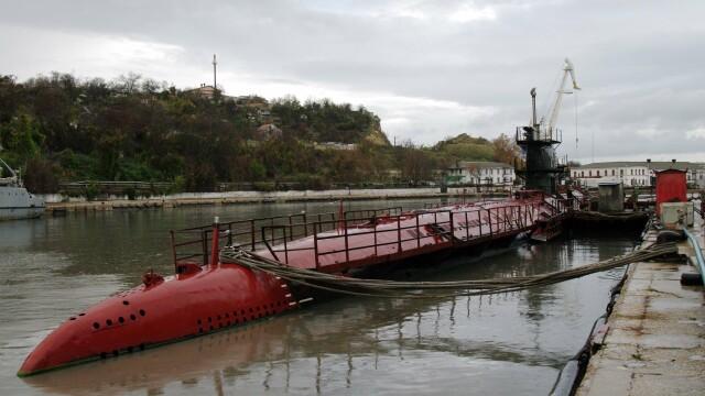 submarin, Crimeea