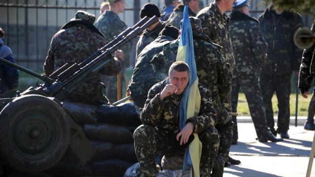 Criza in Ucraina. Kievul trimite mai multe trupe la granita cu Rusia si Transnistria. Etnicii maghiari nu vor primi autonomie