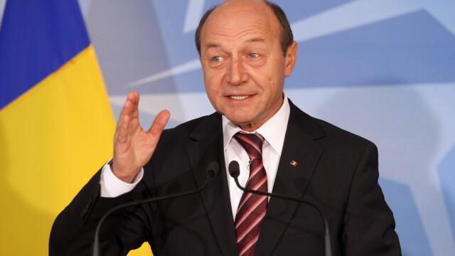Basescu: Guvernul sa NU emita ordonanta pentru \