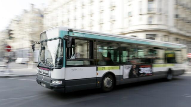 autobuz, Paris