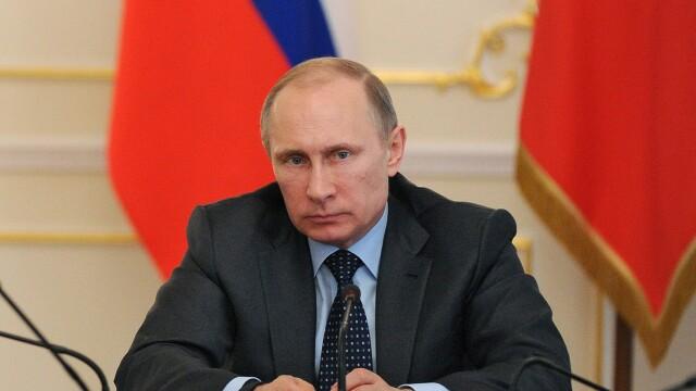 Criza din Ucraina. Vladimir Putin avertizeaza Kievul sa \