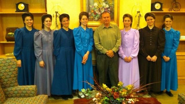 Un barbat casatorit simultan cu 3 femei a cerut in instanta custodia copiilor sai. Cati urmasi are fostul credincios mormon
