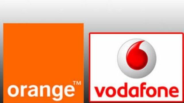 Orange Vodafone
