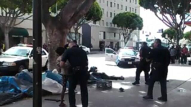 politie LA