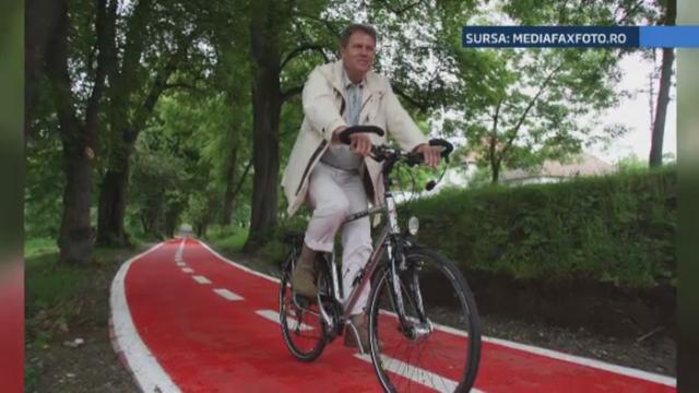 Klaus Iohannis este apt medical sa conduca Romania. Cum isi mentine presedintele \