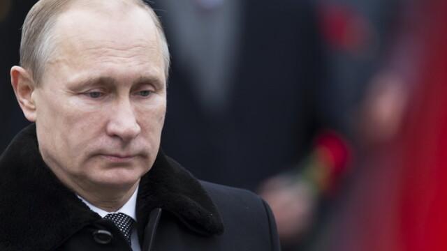 Kremlinul neaga ca Putin ar fi suferit un accident vascular: Iti poate \