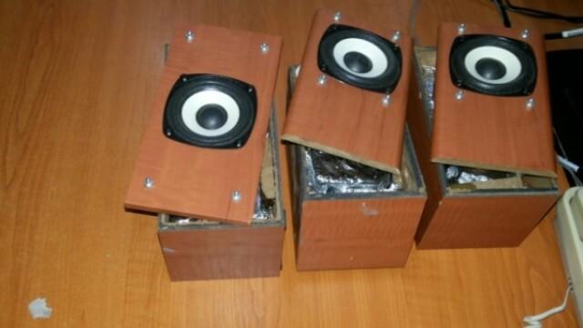 A vrut sa trimita un colet si le-a spus ca sunt boxe audio in el. Ce au gasit vamesii cand l-au deschis. FOTO