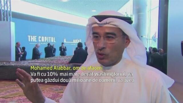 Egipul va avea capitala noua. Planul de 45 de MILIARDE de dolari al unei firme din Dubai: cand va fi gata noul oras