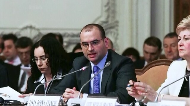 Horia Georgescu, arestat pentru 30 de zile. Fostul sef al ANI a fost \