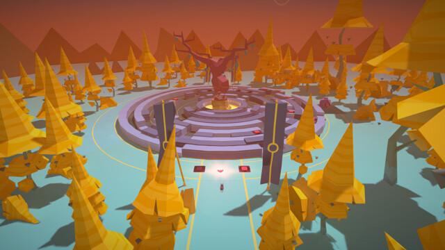 Lost Sounds joc screenshot