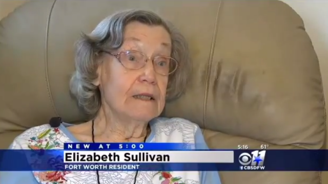 Elizabeth, 104 ani