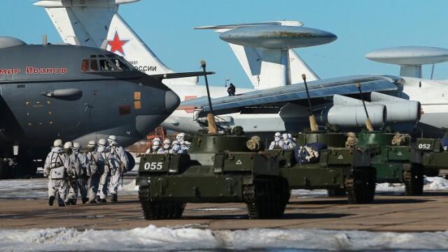 NATO a urmarit cele mai ample exercitii militare ale rusilor din ultimii ani. Gen. Ben Hodges: \
