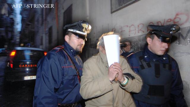 arestare sef Camorra