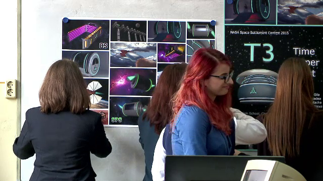 Cinci elevi din Constanta, premiati de NASA, nu au bani sa mearga la festivitatea de premiere. Liceeni isi cauta sponsori