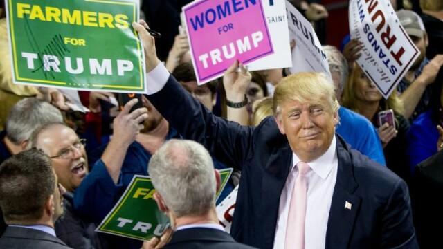 SUPER TUESDAY. Republicanii, in criza inaintea alegerilor cruciale. Sondajele arata ca Trump isi va spulbera adversarii - Imaginea 1