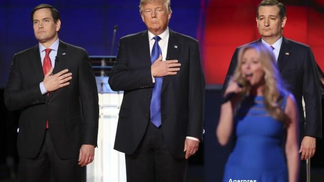SUPER TUESDAY. Republicanii, in criza inaintea alegerilor cruciale. Sondajele arata ca Trump isi va spulbera adversarii - Imaginea 4