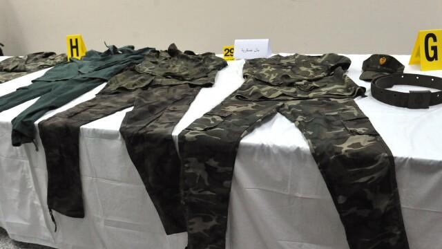 Uniforme pentru o intreaga armata ISIS au fost descoperite in Spania. Unde le-au gasit politistii