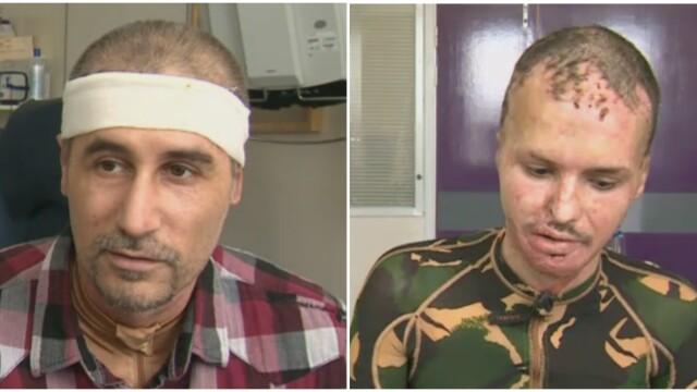 Doi supravietuitori din Colectiv au stat de vorba cu BBC despre seara tragediei. Alex si Cristian sunt tratati in Newcastle