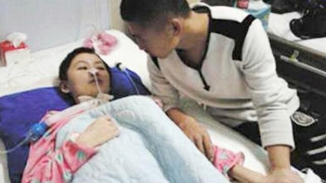 S-a trezit dupa 8 luni de coma si l-a identificat drept agresor pe iubitul numit