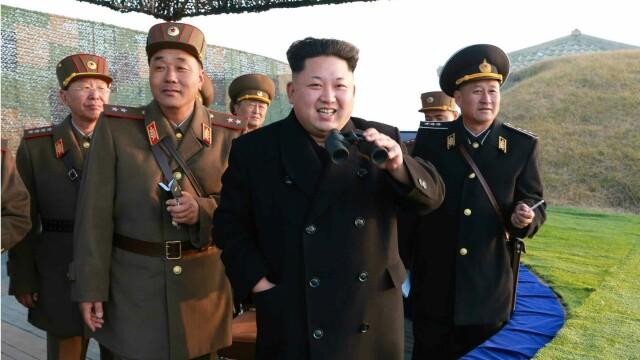 Kim Jong-Un sustine ca Phenianul a reusit sa miniaturizeze focoase nucleare
