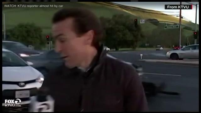 reporter accident