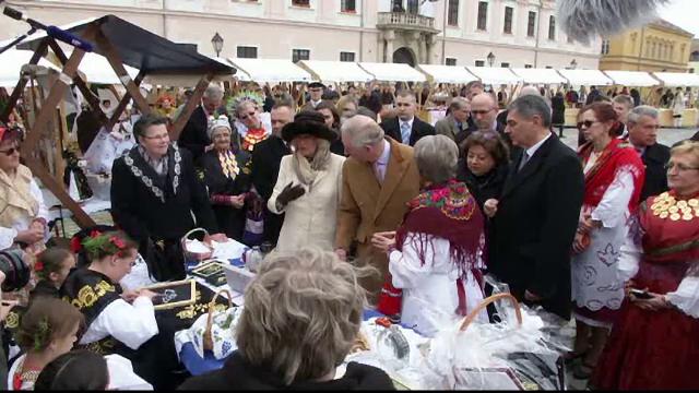 Printul Charles s-a delectat cu bucate traditionale, dar culmea, nu de la noi. Ce tari din Europa de Est va vizita acesta