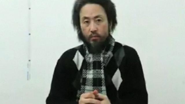 Un jurnalist japonez disparut in Siria a aparut intr-un video difuzat online. Ce mesaj a transmis familiei sale