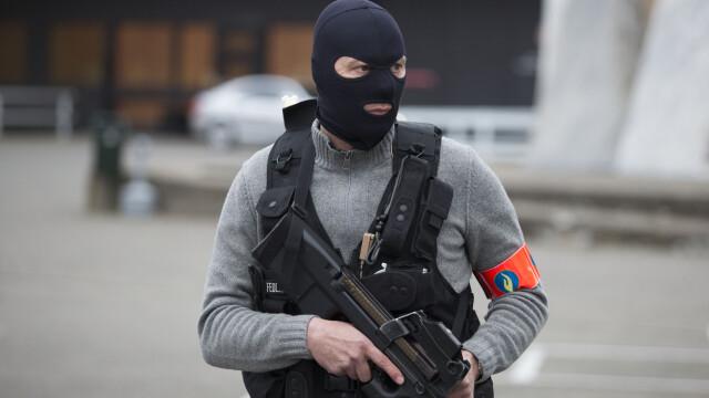 Salah Abdeslam era pregatit sa repete un atac masiv la Bruxelles. Ce au gasit trupele speciale in ascunzatoarea sa din Belgia