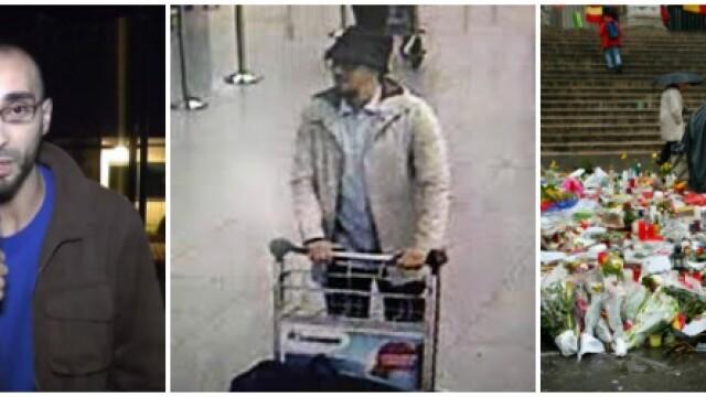 Suspectul nr. 3 in cazul atacului din Belgia, arestat si pus sub acuzare. De ce fapte e suspectat jurnalistul Faysal Cheffou