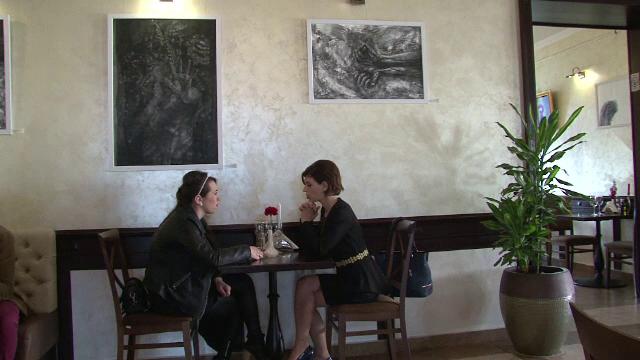 Opere de arta in meniu. Restaurantele unde diversi artisti isi pot expune lucrarile: \