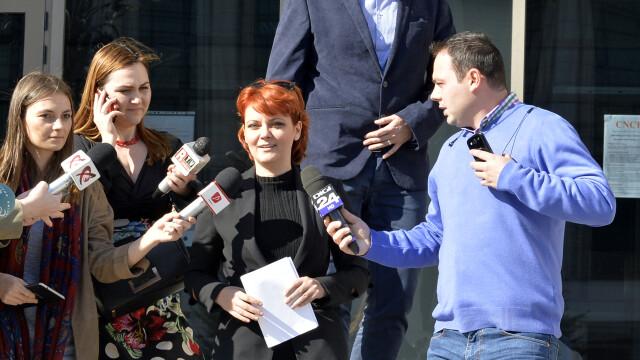 Olguta Vasilescu a fost plasata in arest la domiciliu 30 de zile. Gestul \