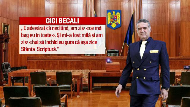 Gigi Becali incepe sa-si revina din \