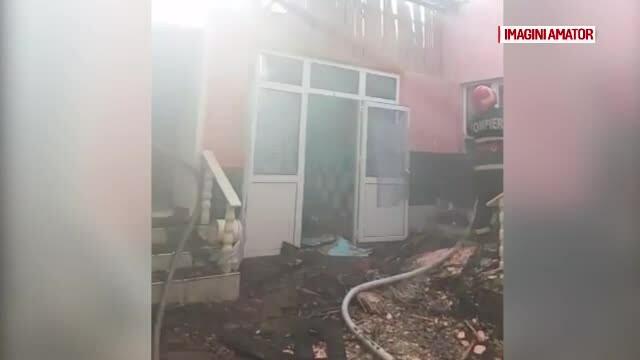 Incendiu Caras-Severin
