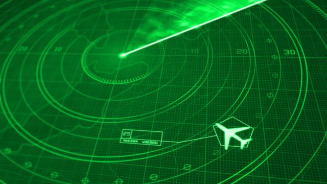 radar avion