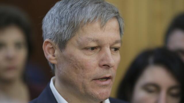 """Cioloș: """"PSD-ALDE au primit a treia şansă, deşi nu au făcut un minim efort pentru a-şi înţelege greşelile"""""""