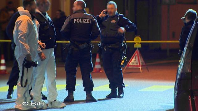 Atac armat soldat cu doi morti si un ranit intr-o cafenea din Basel. Suspectii nu au fost prinsi