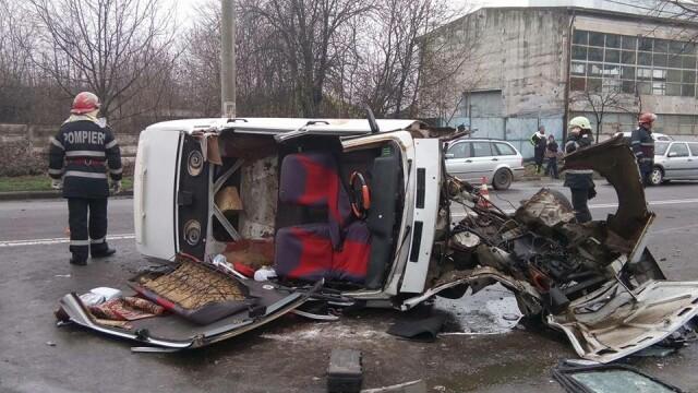 Accident Giurgiu