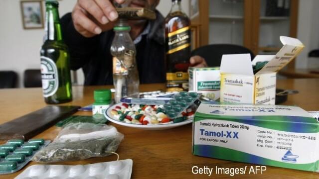 droguri si alcool