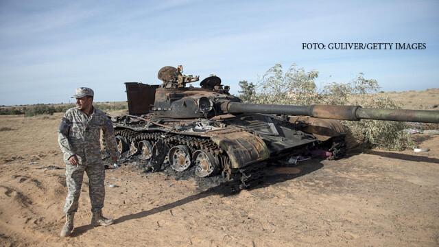 razboiul civil din Libia